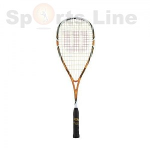 Wilson Pierce BLX Squash Racket