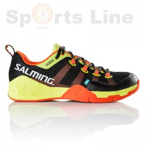 Salming Kobra Men (Black/Shock.Orange) Badminton shoe