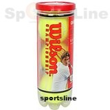 Wilson Championship Extra-Duty Tennis Balls 1 Can 3-Pack