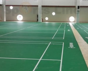 Badminton Flooring syntactic 4.5 mm