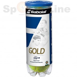 Babolat Gold Pet X3 Tennis Ball