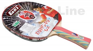GKI Kung Fu DX Table Tennis Racket