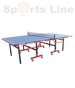 Stag Championship Roll-On Table Tennis Table