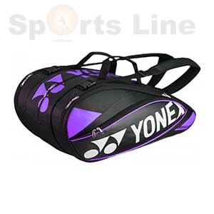 Yonex Tennis Kit Bag 9529 TG BT9 (Black &Purple)