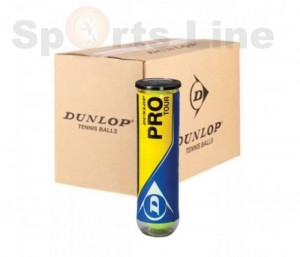 Dunlop Pro Tour Tennis Ball (24 Cans)