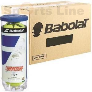 Babolat Championship X3 Tennis Ball (24 Cans)