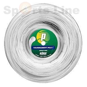 Prince Tournament Poly 16G 200M Tennis Strings