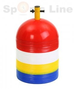 DOME MARKERS SET OF 50 PCS