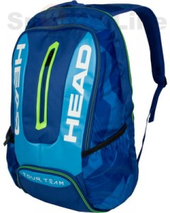 Head Tour Team Backpack Tennis Bag (Blue)