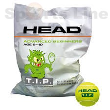Head TIP - II Tennis Ball Bag (72 balls) Green