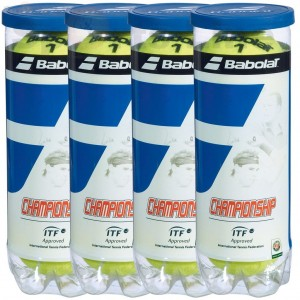 Babolat Championship X3 Tennis Ball 4 can